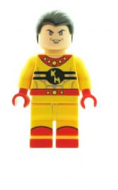 Kid Miracleman (Yellow Suit) - Custom Designed Minifigure